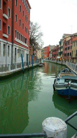 Hotel Papadopoli Venezia MGallery by Sofitel : Side of the hotel building