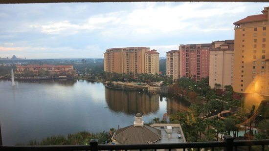 Wyndham Grand Orlando Resort Bonnet Creek: nice view
