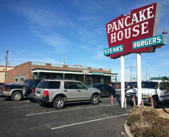 Pancake House : Outside