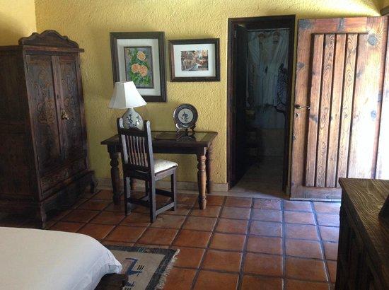 Posada de las Flores La Paz: L'interno della camera