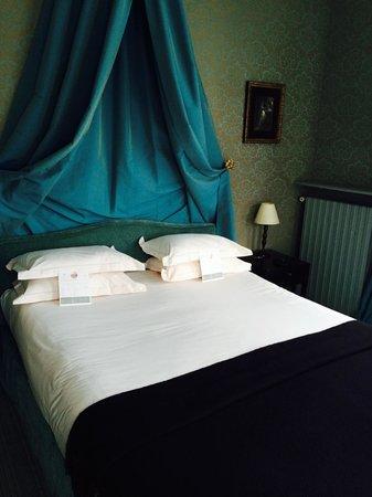 West-End Hotel: Bedroom