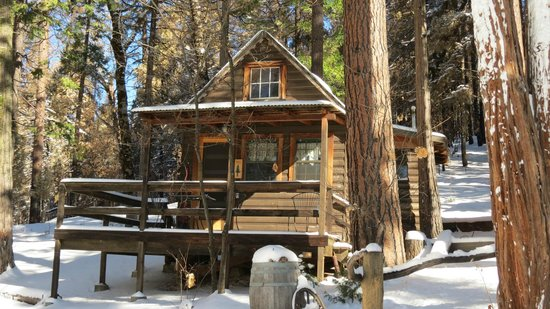 Sunset Inn Yosemite Vacation Cabins: Charming Sugar Pine Cabin
