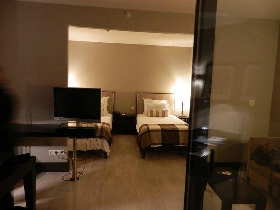 Hotel NH Collection Lisboa Liberdade: Coin Chambre
