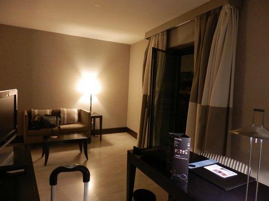 Hotel NH Collection Lisboa Liberdade: Coin Salon
