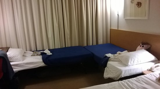 Novotel Brugge Centrum : Children's beds