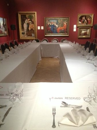 Laing Art Gallery: Durham Business Group Executive Lunch