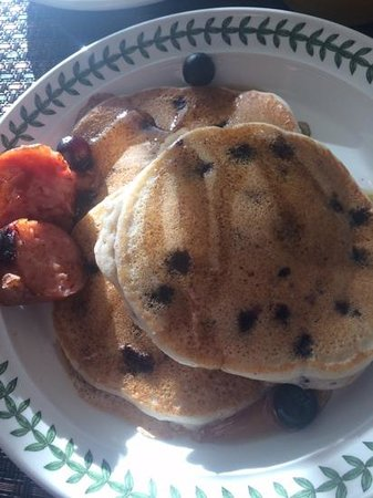 Devonfield Inn: breakfast
