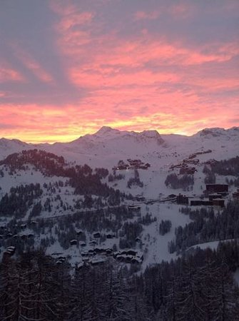 Club Med Aime la Plagne : view from room 515