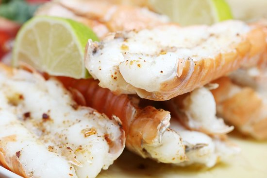 Restaurant Mika: Lobster