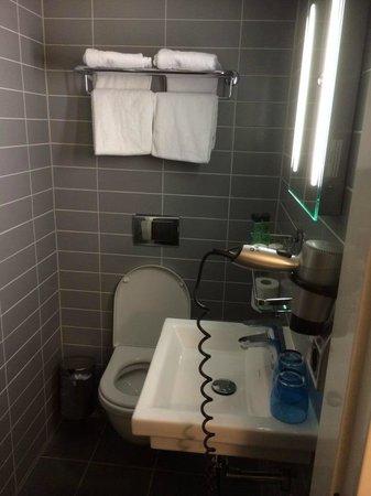 Hotel CC: sink/toilet