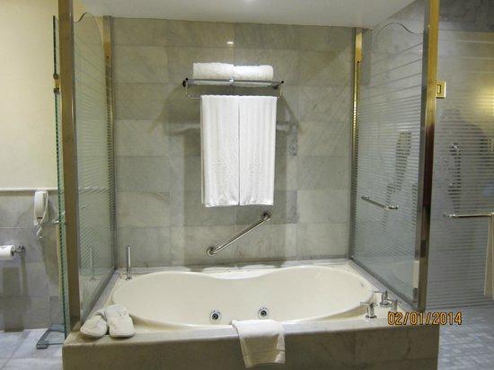 Iberostar Grand Hotel Rose Hall: bath