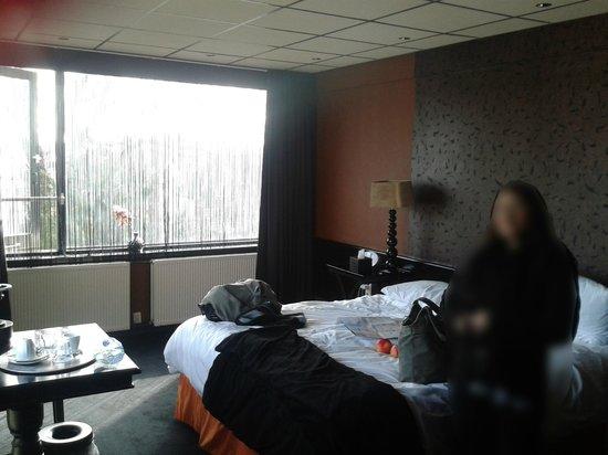 Hotel Sebastian's: la chambre