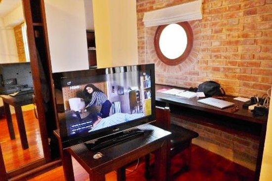 La Casona Hotel Boutique: Our bedroom
