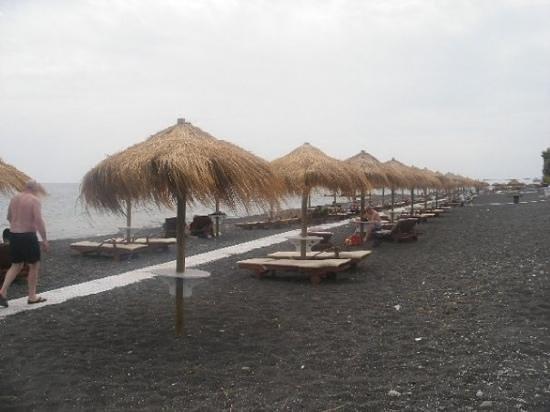 Sideris Sunflower Villa: perissa beach