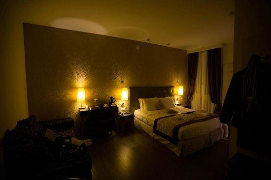 Arcadia Boutique Hotel: Suite Juinor n°65
