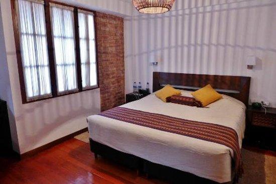 La Casona Hotel Boutique: Our room