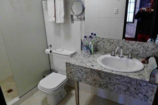 La Casona Hotel Boutique: Bathroom