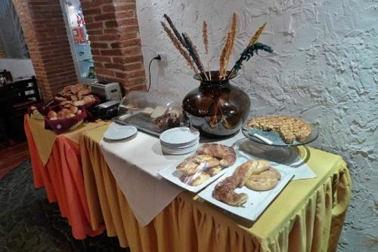 La Casona Hotel-Boutique : Breakfast