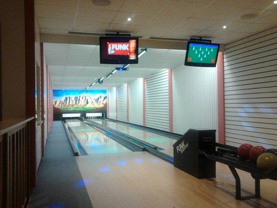 Hotel Cesa Tyrol: bowling