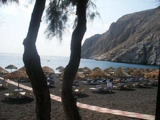 Sideris Sunflower Villa : beach