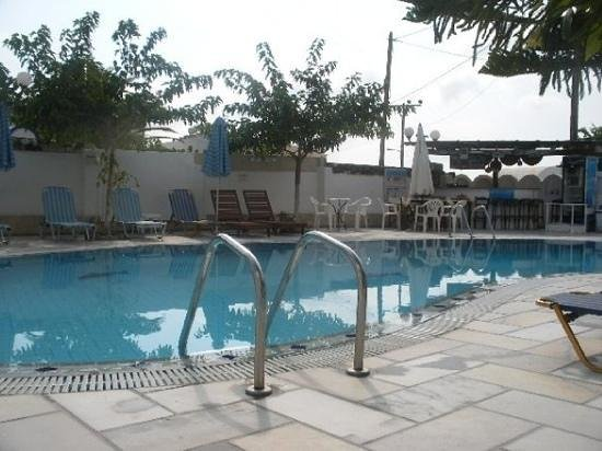Sideris Sunflower Villa : pool