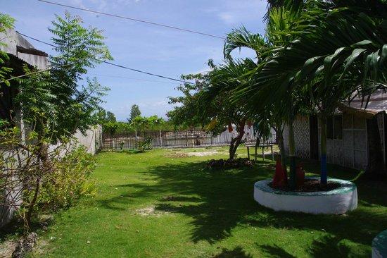 Olango Bonita Inn : Garden Veiw