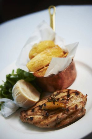 Marco Pierre White Steakhouse Bar & Grill: x
