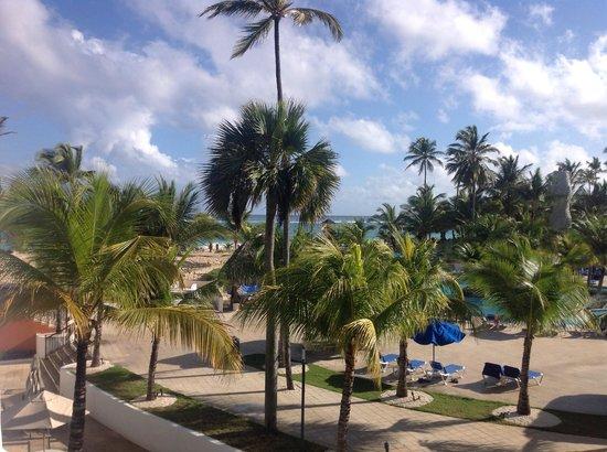 Occidental Caribe: Blick auf Hotelanlage