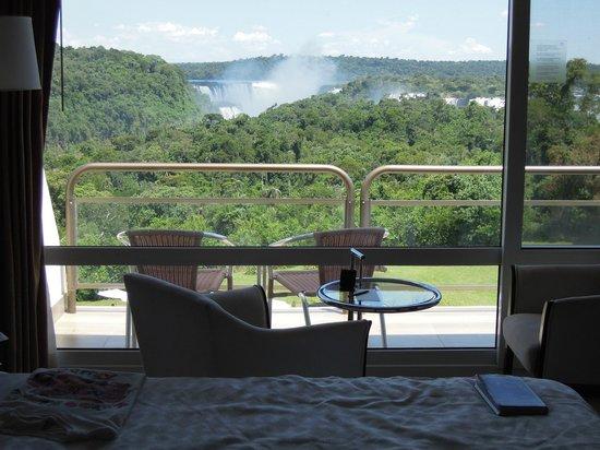 Sheraton Iguazu Resort & Spa: View of Falls from room