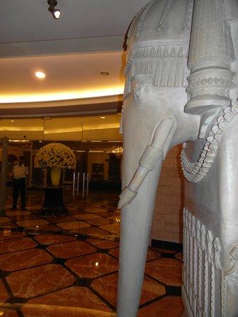 Taj Krishna Hyderabad: entrata
