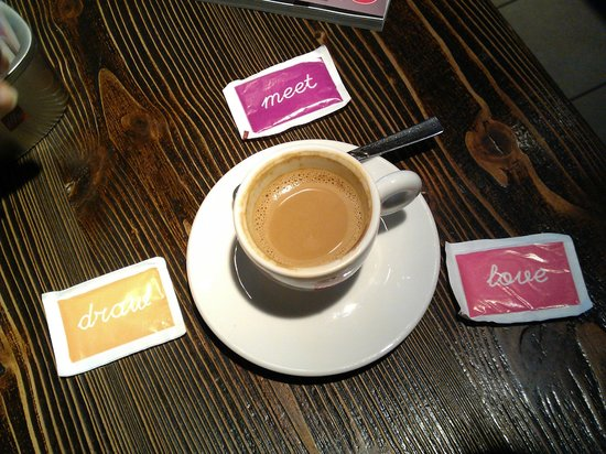 Impronta Cafe: Macchiato