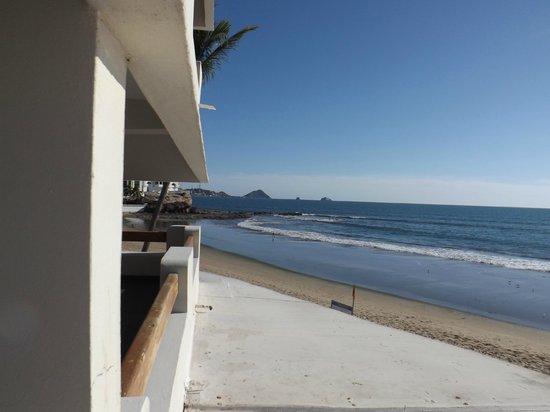 Emporio Mazatlan: La playa