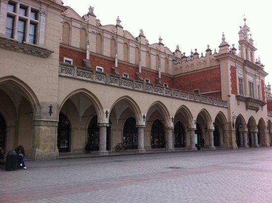 Hotel Jan: Antico mercato delle stoffe