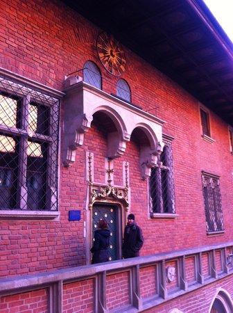 Hotel Jan : Università più antica d'Europa