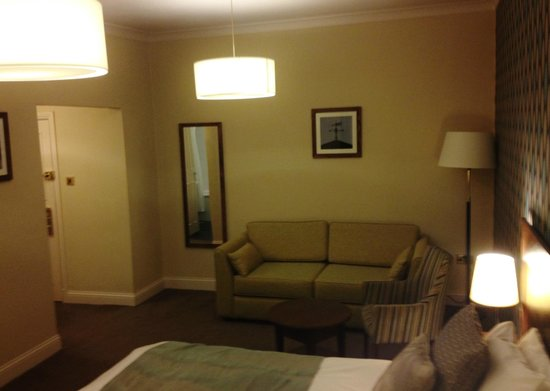 Kings Head Hotel: Room