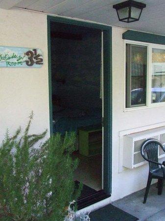 Outside Inn: Room 3 1/2
