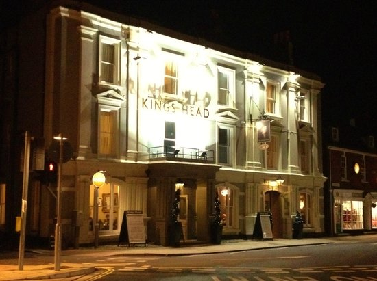 Kings Head Hotel: Exterior