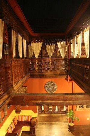 Jafferji House & Spa: hotellet