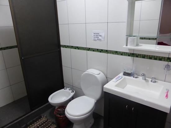 Hotel Iguazu Royal: salle de bain