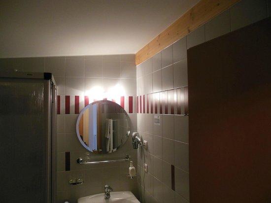 Hotel Dolomitenblick: Bagno