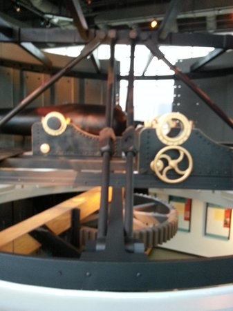 The Mariners' Museum & Park: The USS Monitor Gun Turret