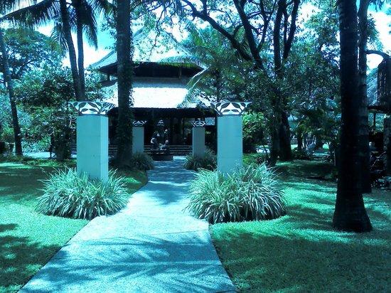 Segara Village Hotel: Reception