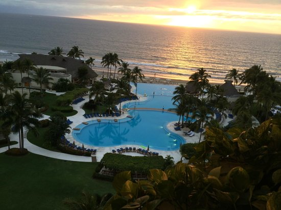 Grand Velas Riviera Nayarit: View from our suite