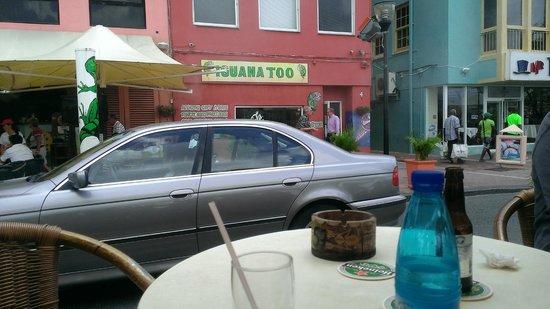 Iguana Cafe: A lovely lunch  !