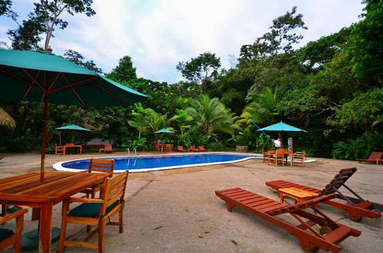 The Lodge and Spa at Pico Bonito: Pool