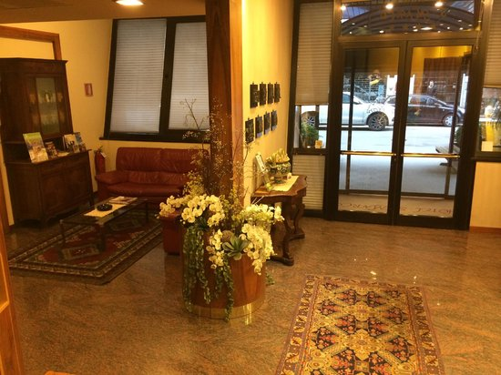 San Marco Hotel: lobby