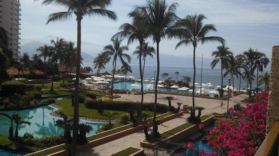 Marriott Puerto Vallarta Resort & Spa: View from our room