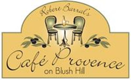 Robert Barral's Cafe Provence on Blush Hill