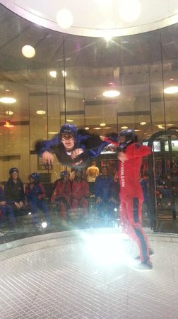 iFLY Austin Indoor Skydiving: LOVED IT!!!!