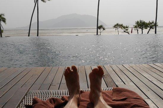 The Vijitt Resort Phuket: la detente